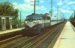 LI 616 on WB Oyster Bay train